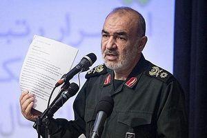 Tư lệnh IRGC: Iran đang trên bờ vực cuộc chiến toàn diện với Mỹ