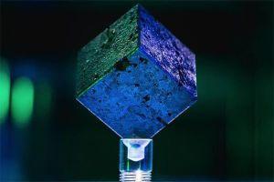 Khối urani bí ẩn từ lò phản ứng hạt nhân của Hitler