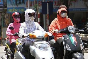 Nóng 40 độ C, xe máy cũng 'ngã bệnh', cần làm gì?