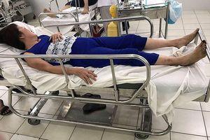 TP.HCM: 2 người phụ nữ bị côn đồ đánh vào đầu, gẫy đốt sống
