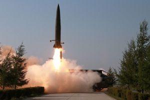 Thực hư Patriot, THAAD của Mỹ đều 'bất lực' trước tên lửa Triều Tiên phóng thử?