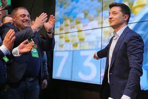 Ukraine chốt ngày tuyên thệ nhậm chức cho Tổng thống đắc cử Zelensky