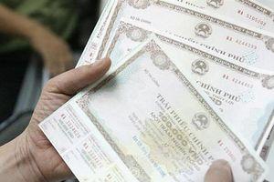 Huy động thêm 2.400 tỷ đồng trái phiếu chính phủ