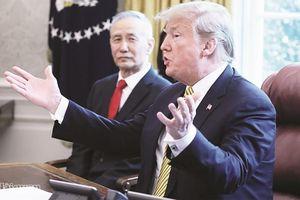 Đàm phán thương mại Mỹ-Trung trở lại vạch xuất phát