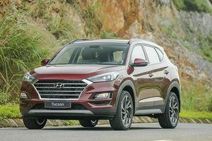 Hyundai Thành Công chính thức giới thiệu Tucson phiên bản nâng cấp