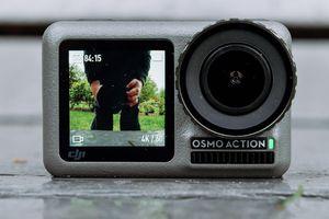 DJI Osmo Action: đối thủ sừng sỏ của Gopro trên thị trường Action Cam