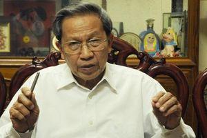 Tướng Lê Văn Cương: Cần làm rõ có hay không việc quan chức bảo kê Nhật Cường