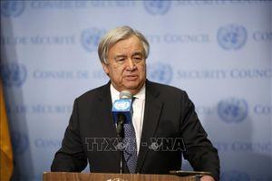 Tổng thư ký Liên hợp quốc quan ngại về rò rỉ phóng xạ ở Thái Bình Dương