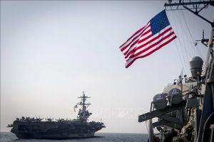 Mỹ, Pháp, Nhật Bản và Australia lần đầu tập trận hải quân chung