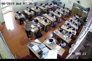Hải Phòng thông tin chính thức về vụ việc cô giáo đánh học sinh tại quận Hồng Bàng