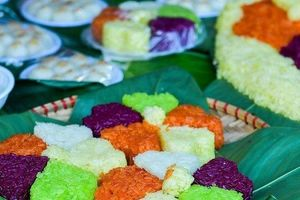 Xôi Phú Thượng - Nét đẹp tinh tế của ẩm thực Hà Thành