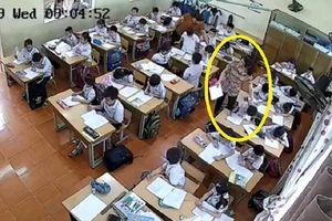 TP Hải Phòng: Đình chỉ công tác 6 tháng cô giáo đánh liên tiếp học sinh