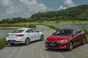 Hyundai Thành Công ra mắt Elantra và Tucson 2019 có nhiều nâng cấp đáng chú ý