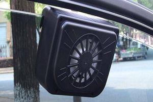 Những món đồ chơi 'độc' trên ô tô giúp giải nhiệt ngày nắng nóng