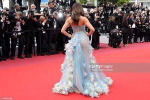 Ngôi sao hàng đầu hở bạo, trang phục kỳ dị và làm lố trên thảm đỏ 'LHP Cannes 2019' ngày 2