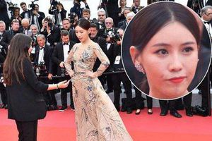 Vì sao diễn viên a hoàn trong Diên hi công lược bị 'đuổi khéo' khỏi thảm đỏ Cannes?