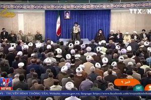 Iran chỉ trích Mỹ leo thang căng thẳng