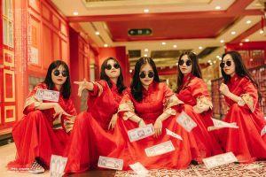 Thổi hồn 'Thượng Hải' vào ảnh kỷ yếu, teen Quảng Ninh đẹp như tài tử, ngọc nữ