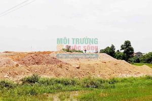 Lệ Thủy, Quảng Bình: Xã Mỹ Thủy 'tiếp tay' cho Công ty xây dựng Minh Tiến thi công san lấp trái phép