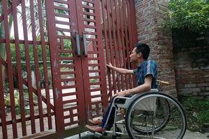 Bắc Ninh: Người khuyết tật bị chiếm nhà