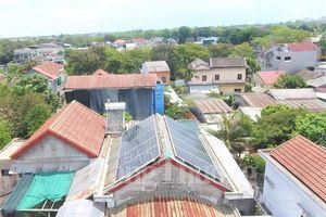 PC Thừa Thiên Huế khuyến khích khách hàng sử dụng điện mặt trời áp mái