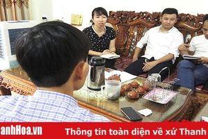 Xã Lương Sơn (Thường Xuân): Công ty dịch vụ điện áp đặt người dân sử dụng mạng viễn thông?