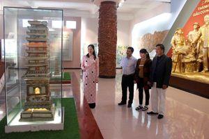 Vĩnh Phúc: Tháp gốm men chùa Trò - Bảo vật của quốc gia