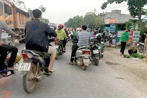 Bắc Giang: Giải tỏa 100% 'chợ cóc', chợ tạm tại cổng khu, cụm công nghiệp