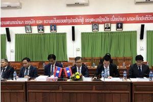 Việt Nam và Lào thống nhất các nội dung quan trọng nhằm tăng cường quan hệ hợp tác