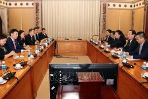 Ho Chi Minh City wishes to boost cooperation with Singapore