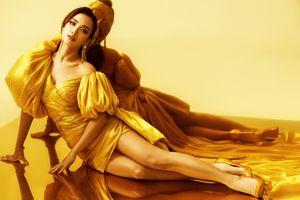 Ái Phương hóa thân xuất thần thành công chúa Jasmine của 'Aladdin'