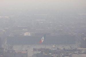 Nhiều trường học ở Mexico City phải đóng cửa vì ô nhiễm không khí