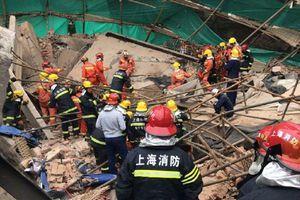 Sập nhà ở Trung Quốc trong quá trình tu sửa, 5 người chết