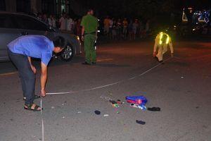 Nam thanh niên say xỉn lái ô tô tông chết cháu bé 9 tuổi rồi bỏ chạy