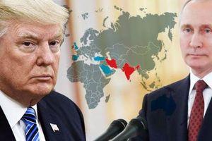 Sóng gió Trung Đông: Giữa căng thẳng Mỹ - Iran và bất ngờ dự tính liên quan của Nga?