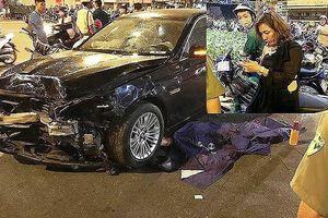 7 tháng chưa xử nữ đại gia lái BMW gây tai nạn là vi phạm?