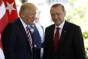 Ông Trump tung đòn trừng phạt Thổ Nhĩ Kỳ vì mua S-400