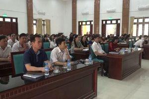 Huyện Thạch Thất (Hà Nội): Tập huấn công tác vệ sinh an toàn thực phẩm tại các cơ sở giáo dục năm học 2018- 2019