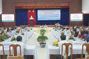 Tăng cường ứng dụng tiến bộ KH&CN phục vụ sản xuất và đời sống tại Quảng Nam