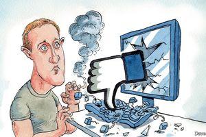 Sinh viên xịn tại Mỹ quay lưng với Facebook vì danh tiếng hoen ố