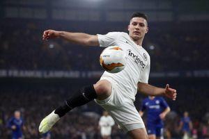 Luka Jovic - từ tuổi thơ đá 'phủi' đến tương lai của Real Madrid