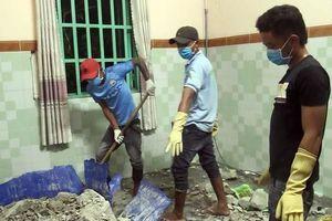 Truy tìm 2 phụ nữ ở Sài Gòn liên quan vụ thi thể trong khối bê tông