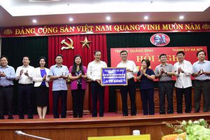 Hà Nội – Quảng Bình: Đưa quan hệ hợp tác đi vào chiều sâu trên mọi lĩnh vực