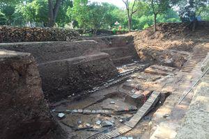 Phát hiện nhiều dấu tích quan trọng tại khu vực chính điện Kính Thiên