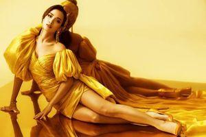 Ca sĩ Ái Phương hóa thân thành công chúa Jasmine của Aladdin bản lồng tiếng