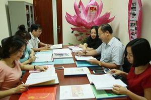 Khối thi đua các cơ quan Đảng Trung ương: Tạo sức lan tỏa học tập, làm theo gương Bác