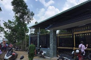 Bình Dương: 2 vợ chồng tử vong trong căn nhà mới xây