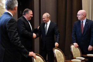 Quan hệ Mỹ - Nga: Vết rạn khó hàn gắn