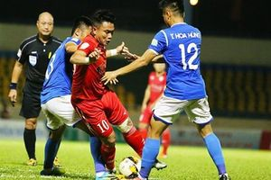 Lịch thi đấu vòng 10 V-League 2019: TP.HCM đá trận sớm, HAGL gặp Bình Dương