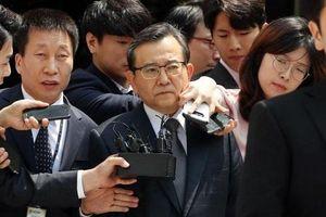 Cựu Thứ trưởng Tư pháp Hàn Quốc bị bắt với cáo buộc nhận hối lộ, dự 'tiệc sex' hơn 100 lần